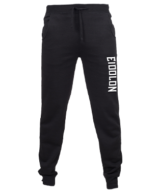 EIDOLON - Slim Cuffed Jogging Bottoms