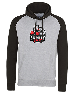 Enmity - Baseball Hoodie