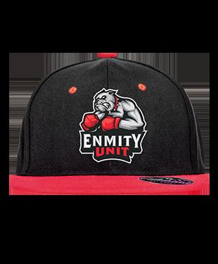 Enmity - Contrast Snapback Cap
