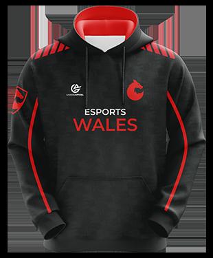 Esports Wales - Esports Hoodie