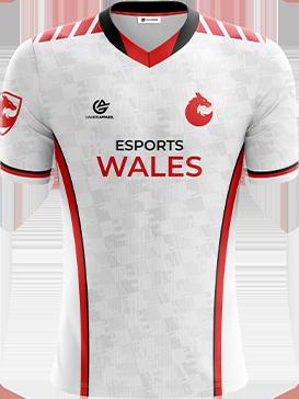 Esports Wales - Short Sleeve Esports Jersey