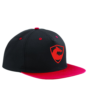 Esports Wales - 5 Panel Contrast Snapback