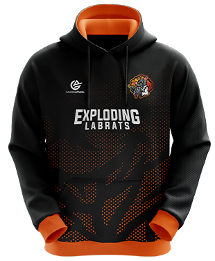 Exploding Labrats - Bespoke Hoodie