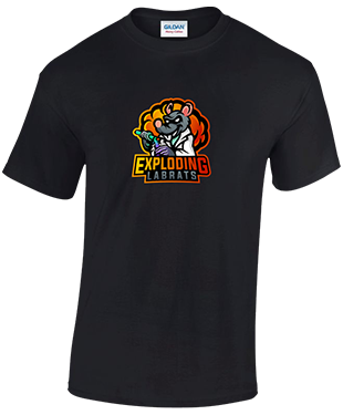 Exploding Labrats - T-Shirt