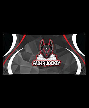 FaderJockey - Wall Flag