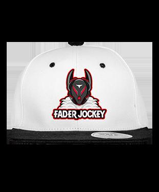FaderJockey - Contrast Snapback Cap