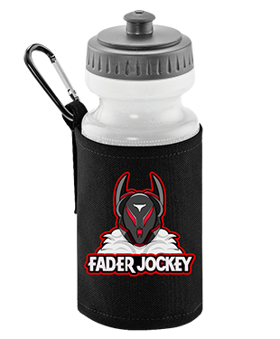 FaderJockey - Waterbottle and Holder