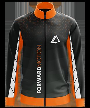 Forward Motion - Esports Player Jacket