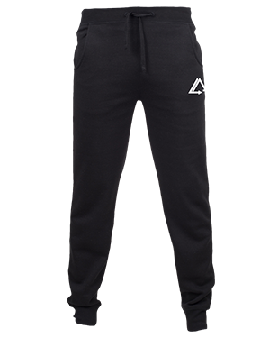 Forward Motion - Slim Cuffed Jogging Bottoms