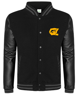 GameZone - Letterman Jacket