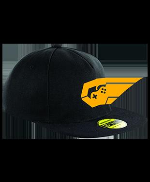 GameZone - Original Flat Peak Snapback Cap