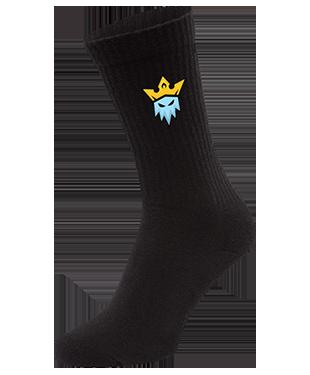 Godalions - Crew Socks - Pack of 3