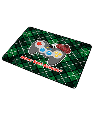 Great Scot Gamers - Gaming Mousepad