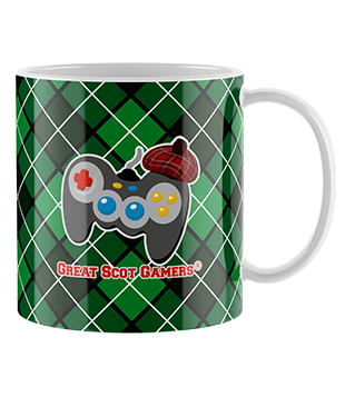 Great Scot Gamers - Mug