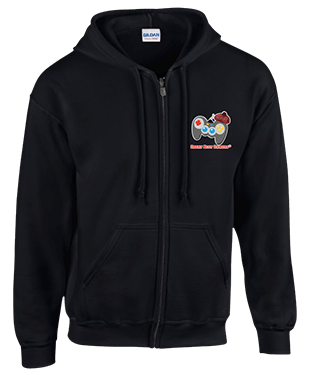 Great Scot Gamers - Hoodie with Zip
