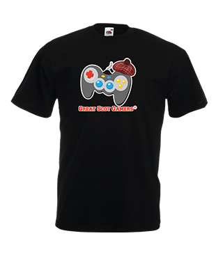 Great Scot Gamers - T-Shirt