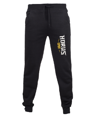 Horus - Slim Cuffed Jogging Bottoms