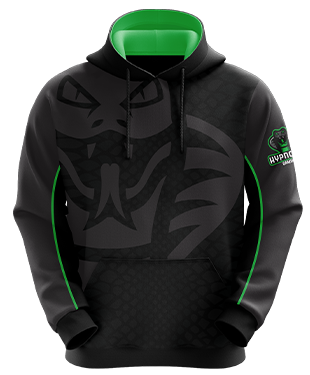 Hypnotic Gaming - Esports Hoodie without Zipper