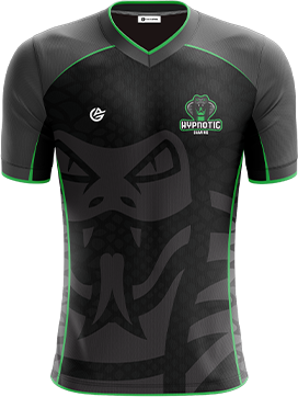 Hypnotic Gaming - Short Sleeve Esports Jersey
