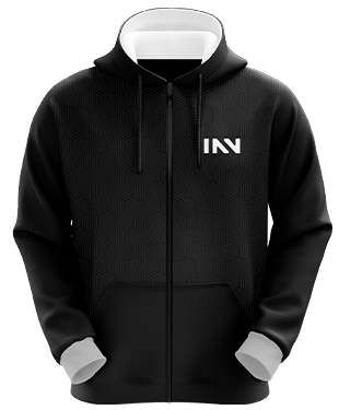 Imperium News - Esports Hoodie with Zipper