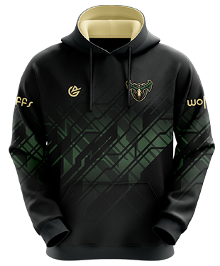 KESA - Esports Hoodie without Zipper
