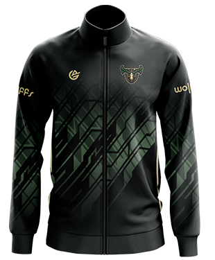 KESA - Esports Player Jacket