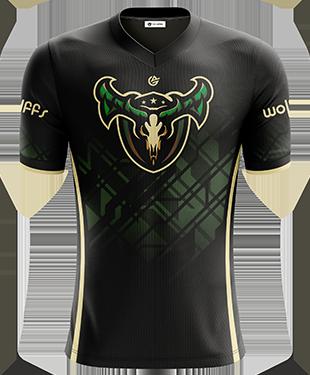 KESA - Short Sleeve Esports Jersey