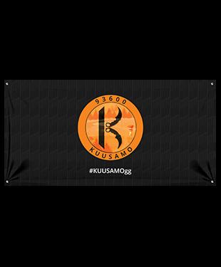 KUUSAMO.GG - Wall Flag