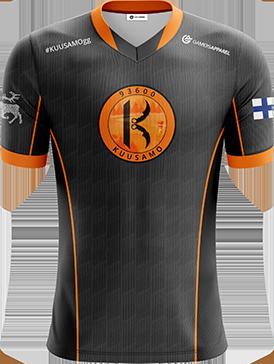 KUUSAMO.GG - Short Sleeve Esports Jersey