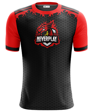 Neverplay - Short Sleeve Esports Jersey