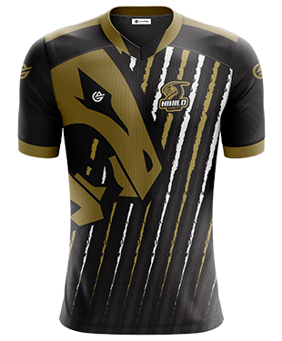 Nihilo - Short Sleeve Esports Jersey
