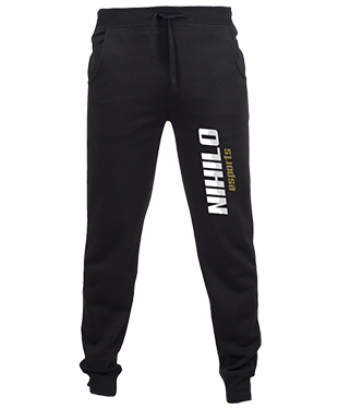 Nihilo - Slim Cuffed Jogging Bottoms