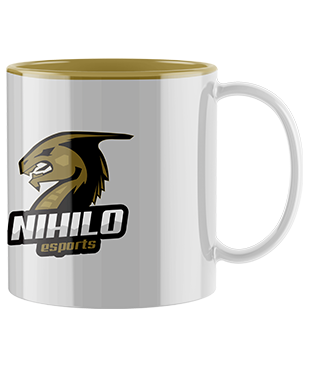 Nihilo - Mug with Coloured Inner