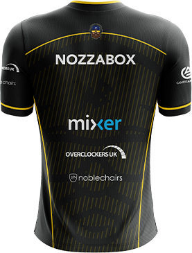 Nozzabox - Short Sleeve Bespoke Jersey