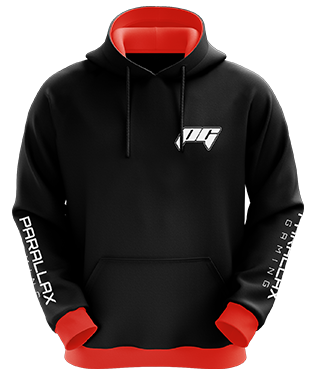 Parallax Gaming - Esports Hoodie without Zipper