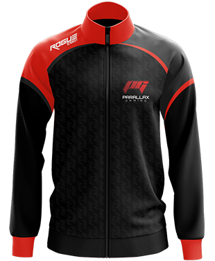 Parallax Gaming - Esports Player Jacket