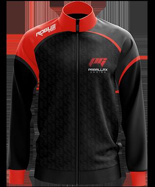 Parallax Gaming - Esports Player Jacket