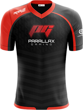 Parallax Gaming - Short Sleeve Esports Jersey