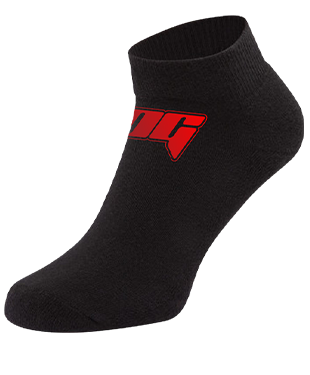 Parallax Gaming - Quarter Socks - 3 Pack