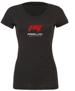 Parallax Gaming - Ladies Tri-Blend T-Shirt