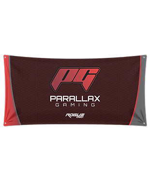 Parallax Gaming - Wall Flag