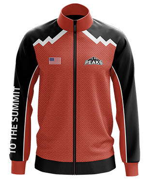 Peak6ix - Esports Player Jacket
