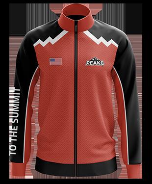 Peak6ix - Esports Player Jacket