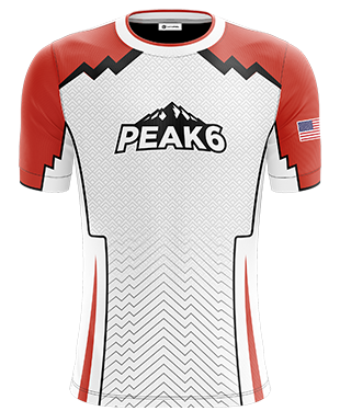 Peak6ix - Short Sleeve Esports Jersey