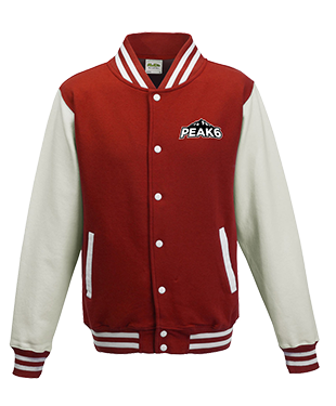 Peak6ix - Varsity Jacket