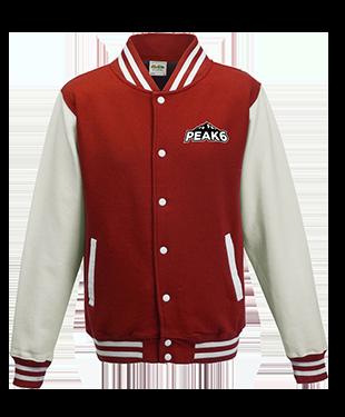 Peak6ix - Varsity Jacket