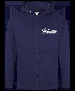 Phoenix Motorsport - Zipped Hoodie