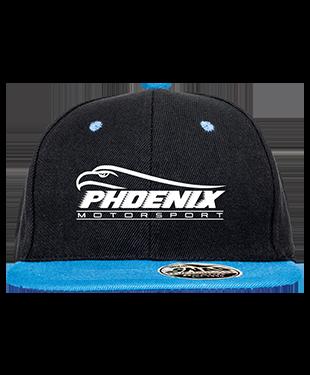 Phoenix Motorsport - Contrast Snapback Cap