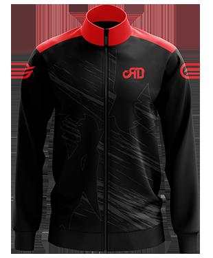 Red Dragons - Bespoke Player Jacket