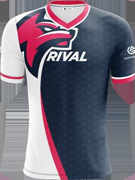 Rival Esports - Short Sleeve Esports Jersey